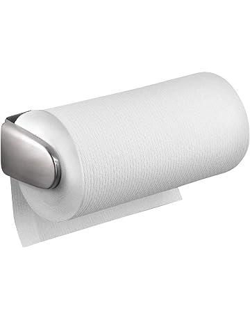 Paper Holders Bathroom Hardware Bright Adhesive Paper Towel Holder Under Cabinet For Kitchen Bathroom Storage Holders Paper Towel Holder Self Adhesive Kitchen