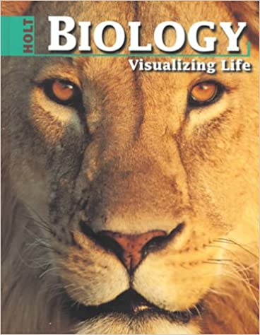 Amazon.com: Holt Biology: Visualizing Life: Student Edition Grades ...