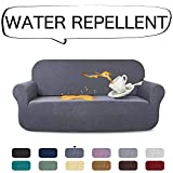 AUJOY Stretch Sofa Cover Water-Repellent Couch