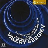 ショスタコーヴィチ:交響曲第1番&第15番 [日本語解説書付輸入盤] (Shostakovich : Symphonies No.1 & 15) [SACD Hybrid]
