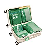 Travel Packing Organizers - Clothes Cubes Shoe Bags - Best Reviews Guide