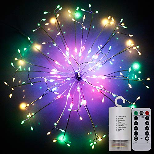 Ledes Battery Operated LED String Fairy Twinkle Lights