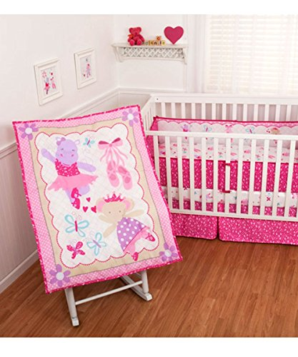 Sumersault Crib Bedding Set 7 Piece