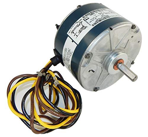 Carrier Condenser Motor 5KCP39BGS069S 1/10 hp, 1100 RPM, 208-230V Genteq # 3S001 (0.1 Hp Motor)