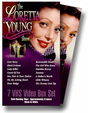 Loretta Young Show - Box Set [VHS] by Timeless Media