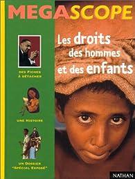 Les Droits des hommes et des enfants par Jo Hoestlandt