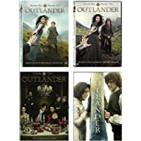 FidgetFidget Outlander: The Complete Series Seasons 1-3 DVD Box Set 1 2 3