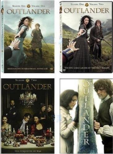 (Outlander Complete Seasons 1-3 / Seasons 1,2 & 3 DVD SET [dvd])