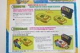 TAKARA Rockman EXE (Mega Man) : CHIP MAGAZINE & OPERATE STICK for PROGRESS PET