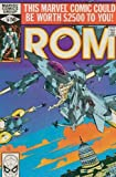 : ROM #10 Warrior Over Washington (ROM The Greatest Of The Spaceknights, Vol 1)