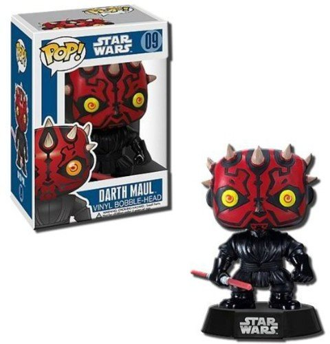 Funko Star Wars Darth Maul Pop Vinyl Figure