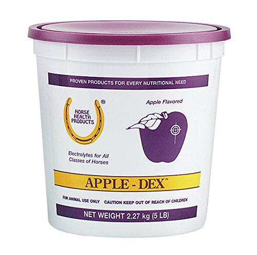 Dex Supplements (Horse Health Apple-Dex Apple Flavored Electrolytes, 5 lb)