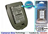 Battery for Samsung SPH-A680, VM-A680 / Silver