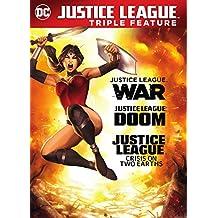 Justice League: War / Doom / Crisis on 2 Earths