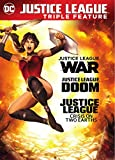 Justice League: War / Doom / Crisis on 2 Earths (DVD)