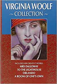 Comparing virginia woolfes mrs dalloway and to the lighthouse