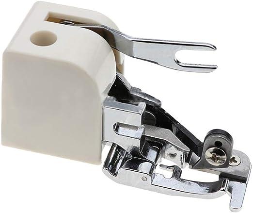 5* Useful Sewing Machine Side Cutter Overlock Presser Foot Sew Attachment Tools