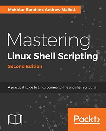 Shell Script Book