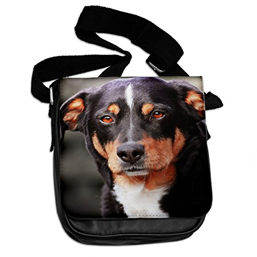 Appenzeller Sennenhund cane animale borsa a tracolla 009