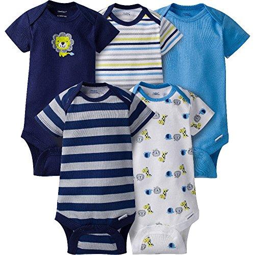 Gerber Baby Boys Variety Bodysuits