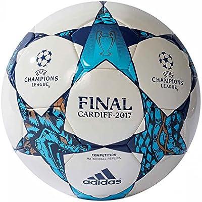adidas Finale CDF Comp Balón de Fútbol, Hombre, Blanco (Blanco ...