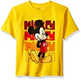 Disney Toddler Boys' Mickey Mouse Short Sleeve T-Shirt