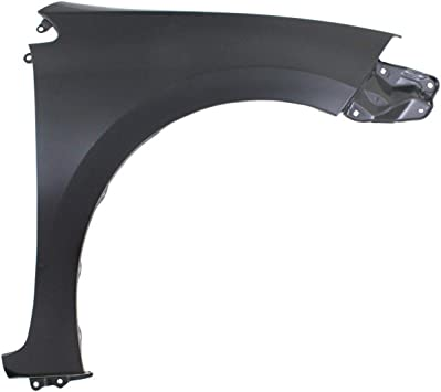 New RH Side Front Fender With Antenna Hole Fits 2011-14 Toyota Sienna TO1241235