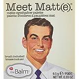 Meet Matt(e) Trimony Matte Eyeshadow Palette