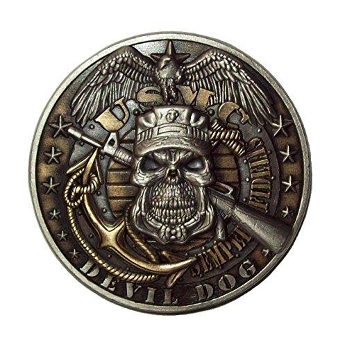 USMC-Devil-Dog-Semper-Fidelis-Skull-Challenge-Coin