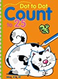 Dot to Dot Count To 25, Balloon Books, 1402746261