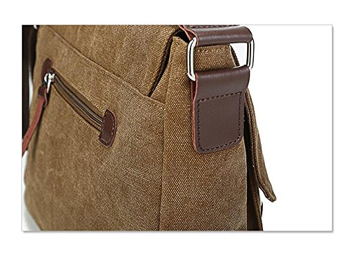 Anne - Bolsa Hombre marrón