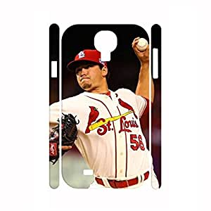 Charm Designer for You Baseball Hard Plastic Skin Phone Shell Cover Skin for Samsung Galaxy S4 I9500 Case