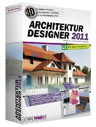 Exceptional 3D Architektur Designer 2011/12