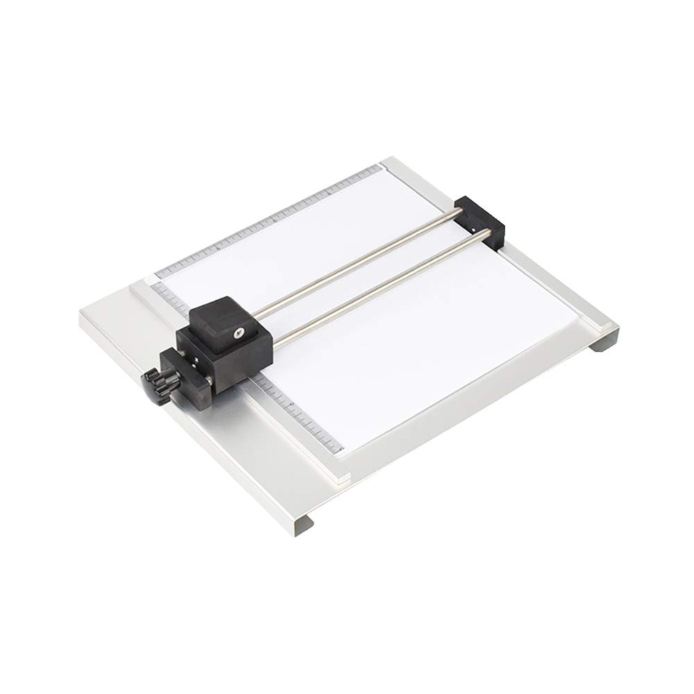 Laboratory Glass Thin Silicone Plate Cutter Chromatography Plate TLC Cutter Cutting Machine by top-tool