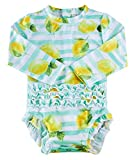 uideazone Newborn Toddler Girls Swimsuit Rash Guard