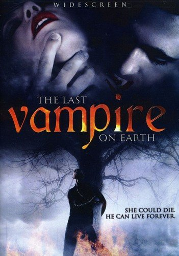 DVD : The Last Vampire On Earth (Widescreen)
