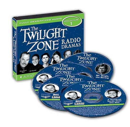 The Twilight Zone Radio Dramas CD Collection 1 by Brand: Falcon Picture Group