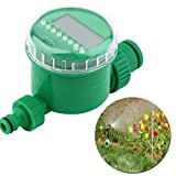 Agile-Shop LCD Garden Irrigation Timer Controller Set Water Programs Watering Equipment Hose Timers