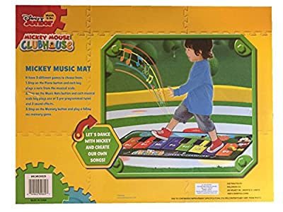Disney Junior Mickey Mouse Music Mat from Disney