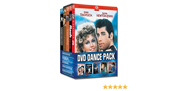 Amazon.com: DVD Dance Pack: Saturday Night Fever / Footloose ...