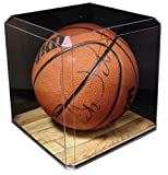 Markwort Basketball/Soccer Display Case