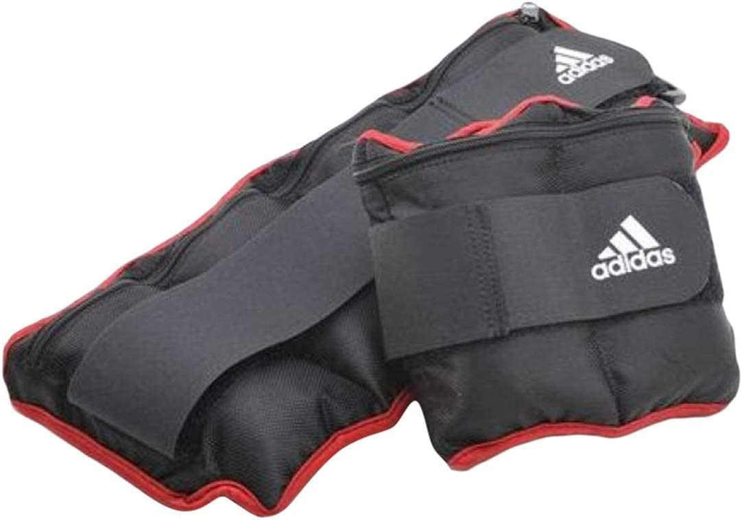 Relativamente Emociónate Resistencia  adidas Pesas Tobillo Ajustable - Negro, 1 kg: Amazon.es: Deportes y aire  libre