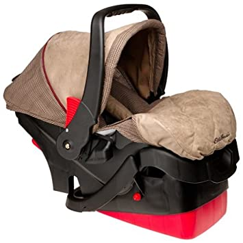 Amazon.com : Eddie Bauer Infant Car Seat tan (Discontinued by ...