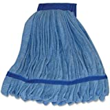 Genuine Joe GJO47540 Microfiber Wet Mop Head Refill, Large