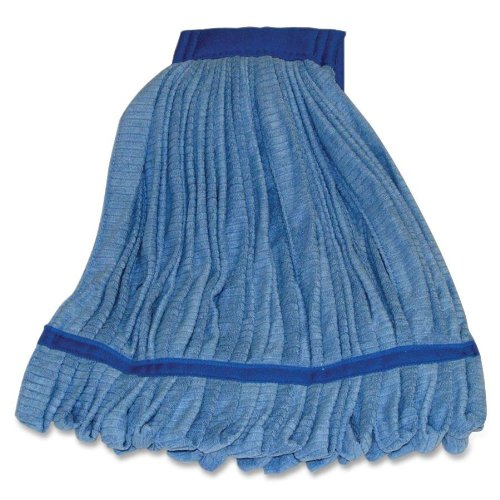 Price comparison product image Genuine Joe GJO47539 Microfiber Wet Mop Head Refill, Medium