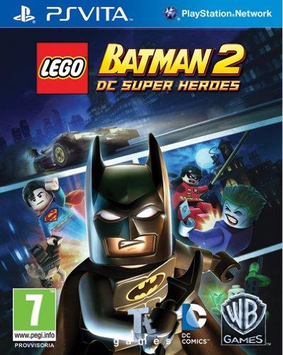 10 opinioni per LEGO Batman 2- DC Super Heroes