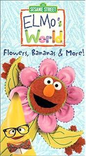 Amazon Com Sesame Street Series Elmo S World Singing