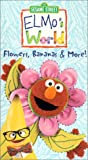 Elmos World - Flowers, Bananas & More [VHS]