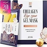 Best Eye Gels - Under Eye Patches - 24K Gold Under Eye Review