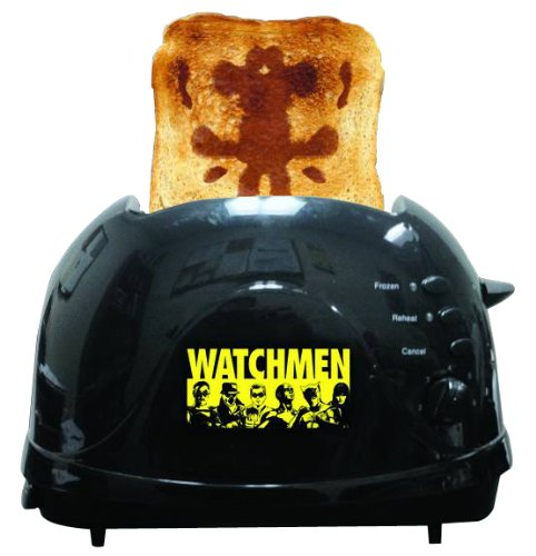 Dynamic Force Watchmen Rorschach Toaster